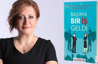 Kariyer Koçu Zuhal Gürçimen'in yeni kitabı Başıma Bir İş Geldi okurla buluştu!
