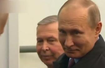 Putin'in bakışları İngiltere'yi karıştırdı