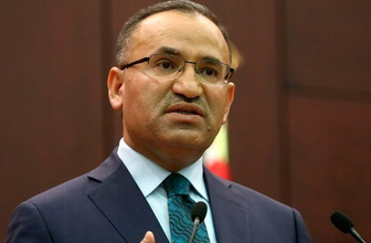 Bekir Bozdağ'dan AP'ye tepki: Bu karar yok hükmündedir