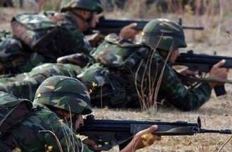 Şırnak'ta çatışma! PKK'lılar kaçtı yaralı askerler var