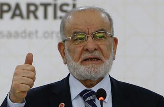 Karamollaoğlu: Erdoğan'a kırgınız Gül'ün adaylığı ise...