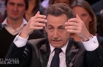 Fransa eski Cumhurbaşkanı Sarkozy gözaltında!