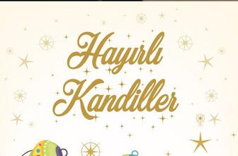 Kandil kutlama mesajları resimli Regaib hadis ve ayetleri-2018