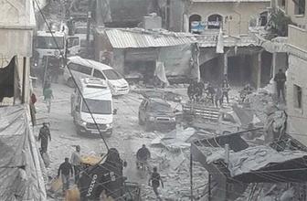 Jetler İdlib'de katliam yaptı: En az 28 ölü!