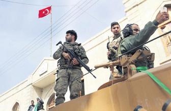 TSK Afrin'de 100 aşkın yağmacı yakaladı