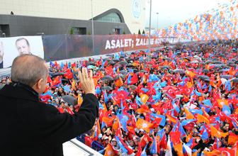 Erdoğan'dan metal yorgunluğu açıklaması