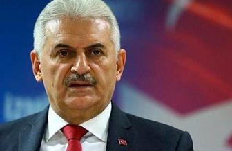 Başbakan Yıldırım: Türkiye'nin güvenliği Suriye'den Irak'tan geçer