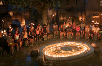 Survivor 25 Mart 2018 kim elenecek?