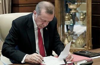 Binlerce kişi bekliyordu: Erdoğan o kanunu onayladı!