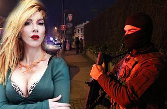 Hande Yener'in konser verdiği mekanda silahlı çatışma!