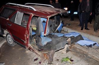 Malatya'da trafik kazası: 2 ölü, 4 yaralı