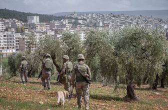 Mehmetçik'in Afrin'de 'patlayıcı' mesaisi