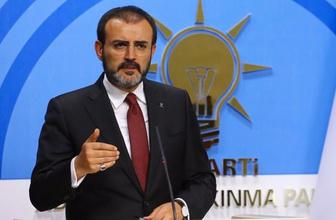 'CHP bir meşruiyet tartışması yaratmaya çalışıyor'