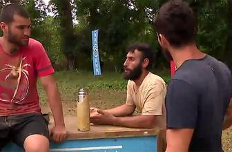 Survivor'da Anıl'ın hareketi Cumali'nin tepkisini çekti!