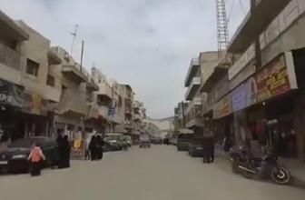 El Bab'da bomba yüklü araçla saldırı