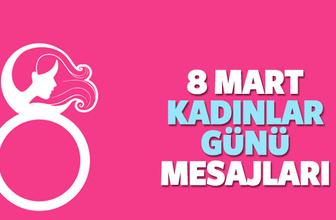 Kadınlar günü mesajları 8 Mart anlamlı tebrik sözleri