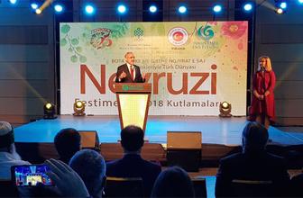 Yalçın Topçu Tiran'da Tüm Renkleriyle Türk Dünyası kutlamalarına katıldı
