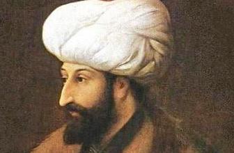 Fatih Sultan Mehmet'in eşi kimdir kaç tane karısı vardı isimleri ne?