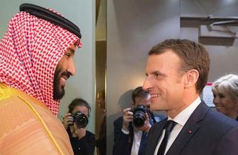 Fransa'dan Suriye'ye saldırı sinyali