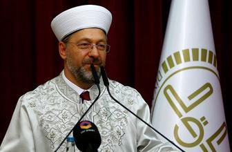 """Diyanet İşleri Başkanı Erbaş'tan """"Deizm"""" açıklaması"""