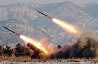 Suudi Arabistan'a balistik füzeli saldırısı