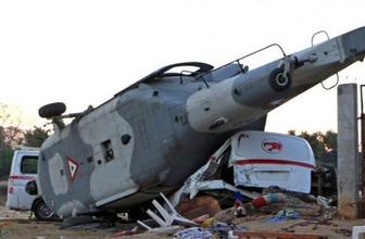 Rus helikopteri Baltık Denizi'nde düştü! Ölüler var