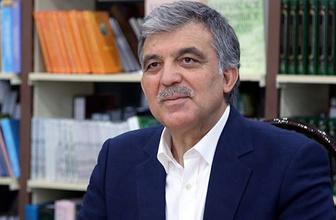Abdullah Gül'den gerginlik yorumu! Akılalmaz şeyler...