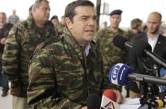 Yunanistan da Suriye operasyonu konusunda kararını verdi!