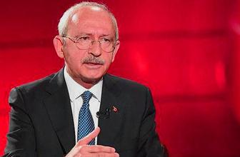 Kılıçdaroğlu'ndan Suriye'ye operasyon açıklaması