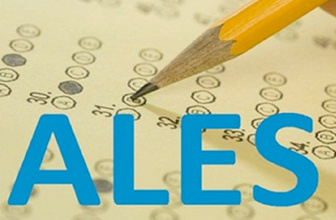 ALES giriş belgesi alma 2018 sınav yeri bilgisi