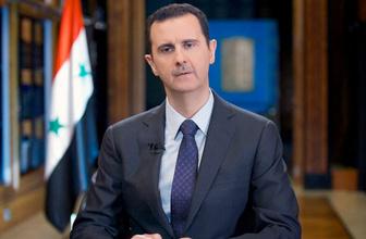 Beşar Esad saldırı sonrası ilk kez konuştu