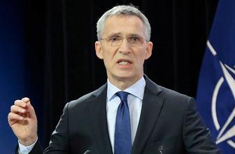 NATO'dan Suriye açıklaması