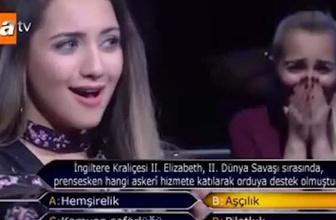 Kim Milyoner Olmak İster'e damga vuran yarışmacı: Asel Köroğlu