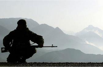 PKK'nın keskin nişancısı öldürüldü