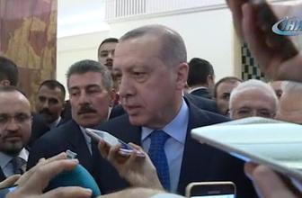 Cumhurbaşkanı Erdoğan: 'Yarın 13.30'da Bahçeli ile görüşmemiz olacak'