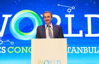 Zapatero: Dünyada bir başkent seçmek gerekirse bu İstanbul olurdu