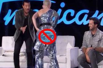 Katy Perry'ye sansür!