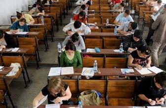 Üniversite sınavı ne zaman 2018 ÖSYM yeni sınav takvimi