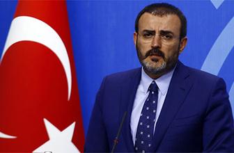 AK Parti Sözcüsü Mahir Ünal'dan İyi Parti açıklaması
