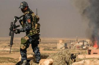 Irak jetleri Suriye'deki hedefleri vurdu