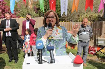 Gaziantep Büyükşehir'in şenliğine binlerce kişi katıldı