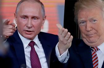 Trump Putin'le görüşmek üzere Beyaz Saray'a davet etti