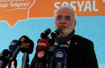 AK Partili Elitaş'tan İyi Parti açıklaması: Kusura bakmasınlar...