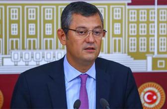 Akşener ortak aday mı? CHP'li Özel'den açıklama