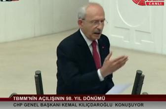 Kılıçdaroğlu'ndan kadın vekile skandal soru...