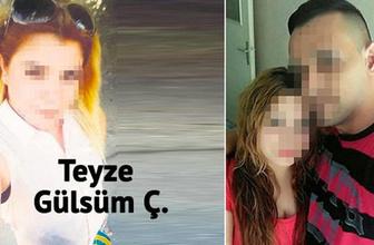 Sosyal medyada gördü şoke oldu! Teyzesi kocasına kaçmış