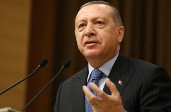 Erdoğan'dan Ermeni Patrikhanesi'nde düzenlenen törene mesaj