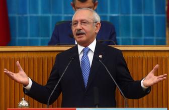 CHP Parti Meclisi ittifak için Kılıçdaroğlu'na yetki verdi