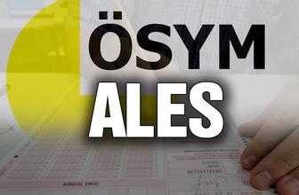 ALES sınavı giriş yeri-güncellenen ALES sınav girş belgesi sayfası- ÖSYM 2018