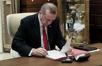 Erdoğan uyum yasasını onayladı! YSK'dan açıklama geldi